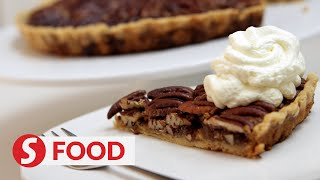 Retro Recipe: <b>Pecan pie</b>