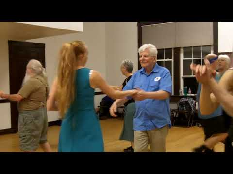 Newfields, NH Contra Dance-018