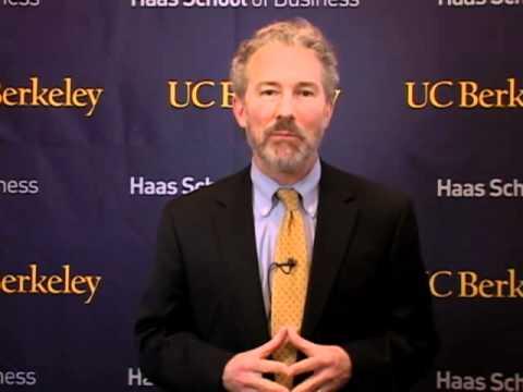 Haas School of Business Message to Veterans
