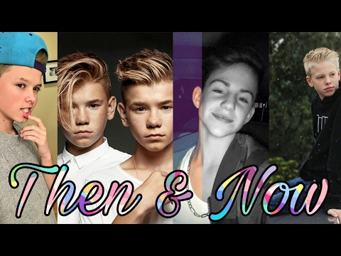Top 9 Hottest Young Boy Singers Then & Now
