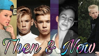 Download Top 9 Hottest Young Boy Singers (Then & Now) Mp3 and Videos
