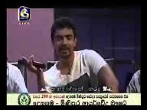 Vijaya kumarathunga same voice   Isuru   YouTube