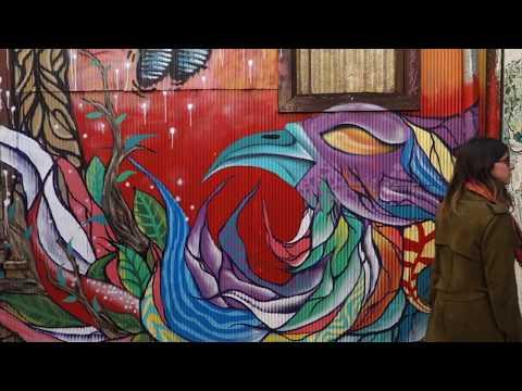 Valparaiso, Chile, Aprendizaje Viajero