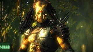 Mortal Kombat XL - Predator Performs All Characters Victory Poses (No Mask)
