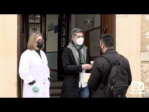 VÍDEO: Los escolares del Barahona de Soto aportan más de mil euros para el Comedor Social Virgen de Araceli
