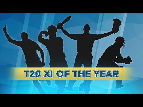 T20 XI of 2018