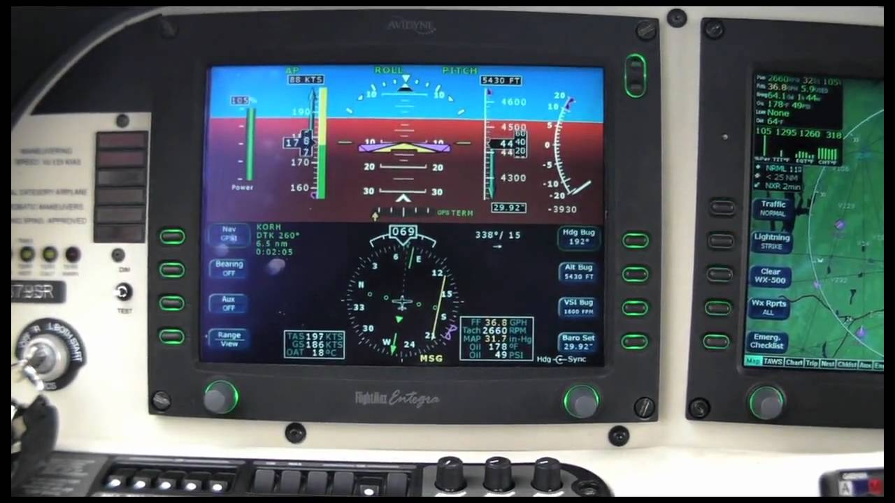 Avidyne's DFC 90 Digital Autopilot