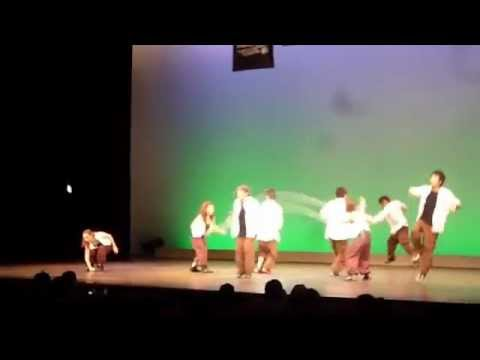 DOUBLE DUTCH DELIGHT WEST 2012―Tll soul circus