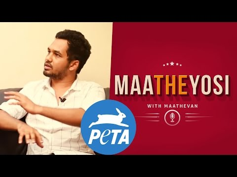 No use in scolding our CM or PETA for Jallikattu - Hiphop Tamizha Adhi | MY 16