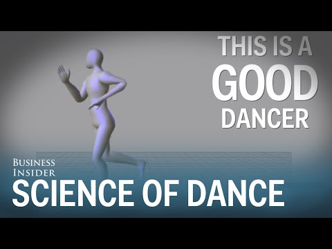 Scientists Discover the Ideal Dance Moves for Men