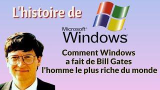L'histoire de Windows – comment Windows a fait la fortune …