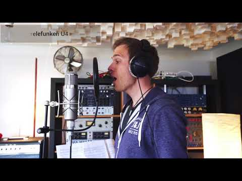 male vocal mic and preamp shootout - U47, C12, Elam 251, AKG 414, Ehrlund M