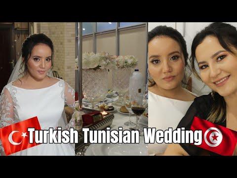 TURKISH & TUNISIAN WEDDING IN TURKEY VLOG
