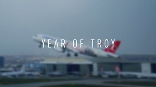 Turkish Airlines: Year of Troy