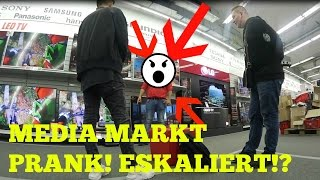 media markt prank eskaliert reney comedy l 500 abo special