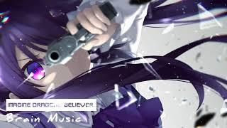 IMAGINE DRAGONS 『BELIEVER』Free Download