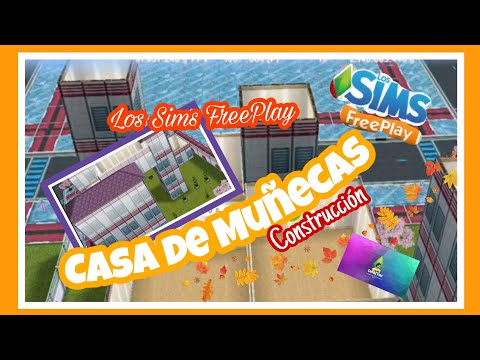 Casa de mu ecas los sims freeplay dise os de pobres for Casa de diseno the sims freeplay