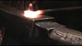 Forging a Peavey (Cant Hook)