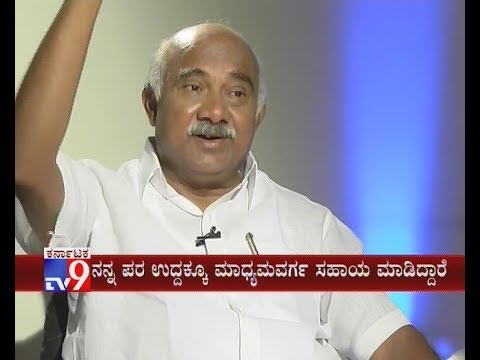 TV9 Chakravyuha with H Vishwanath after Resigning Congress Party