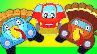 Chanson De La Turquie | Chansons Pour Enfants | Rhymes For Kids | Poems For Children | Turkey Song
