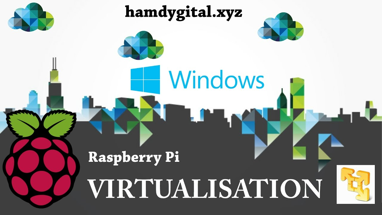 Virtualize Raspibian Debian Pixel OS in Windows with VMware | Raspberry Pi  | FrenchHD