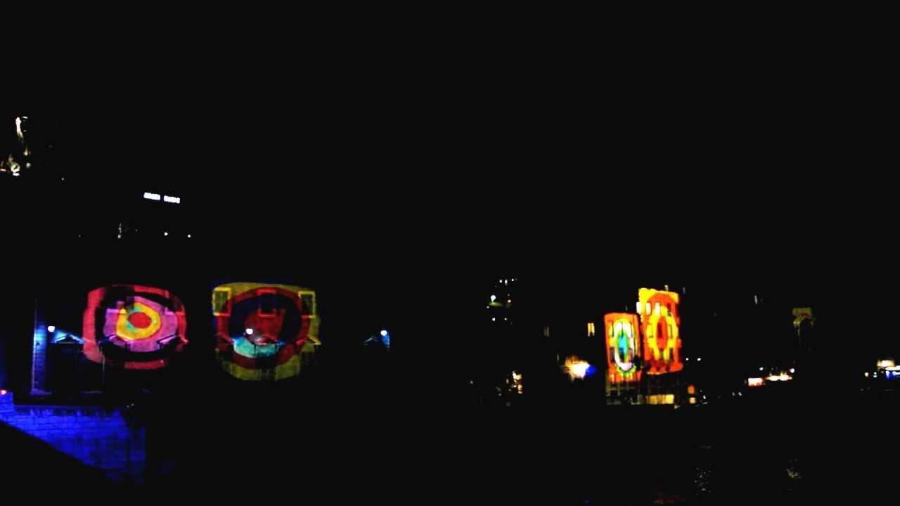 Fêtes Des Lumières 2012 Chevets de St Jean