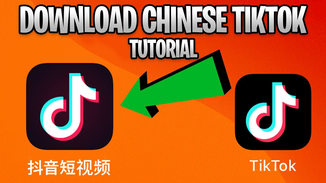 How To Download Chinese Tiktok Douyin Apk On Android Youtube