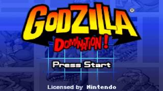 Godzilla Domination Extended Music - Meteor X (Vs Mecha-King Ghidorah)