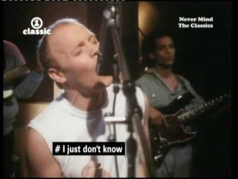 Jim Diamond-I Should Have Known Better with Subtitles - YouTube