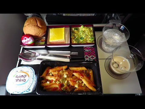TRIP REPORT | Qatar Airways A350-1000 | Doha - London (QR1) | ECONOMY CLASS | FIRST FLIGHT of A7-ANB