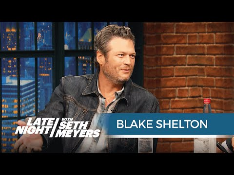 Blake Shelton on Dating Gwen Stefani