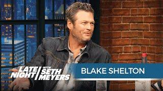 Blake Shelton on Dating Gwen Stefani