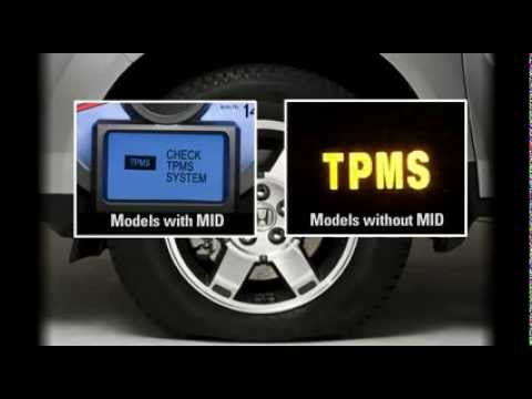 Reset tire pressure in 2012 honda civic autos post for 2008 honda accord tire pressure