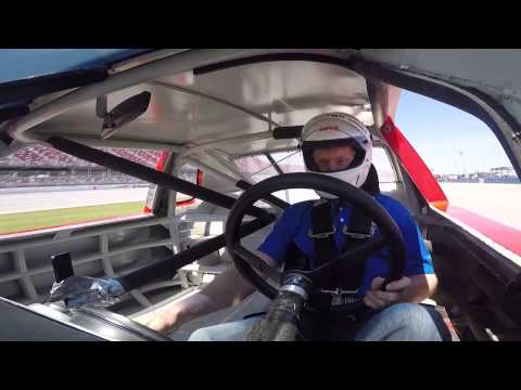 Bill Elliott Relives History at Talladega