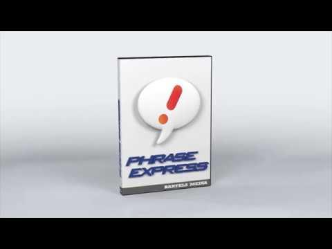 PhraseExpress V14 - Vorschau