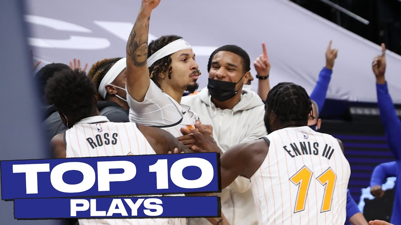 Top 10 Orlando Magic Plays of The Year! ⭐
