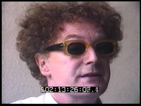 Malcolm Mclaren Interview