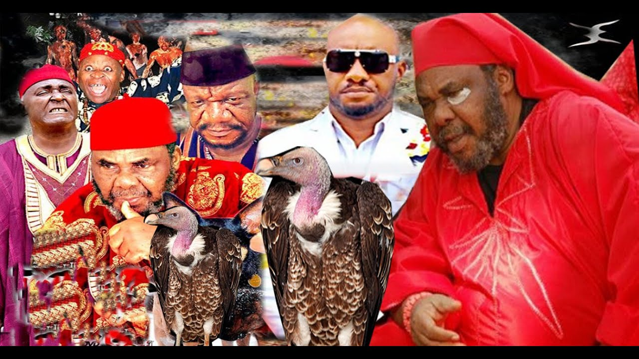 Download THE KING OF VULTURES SEASON-1-LATEST NIGERIA MOVIE NOW