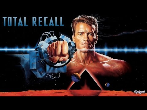 Make Mars Great Again! - Imaging Total Recall - Total Recall Special Features Documentry