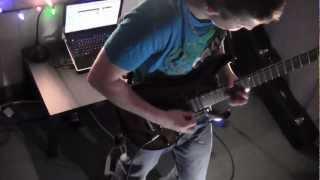 BANGARANG - SKRILLEX Ft. Sirah - Cole Rolland [Guitar Remix] HD
