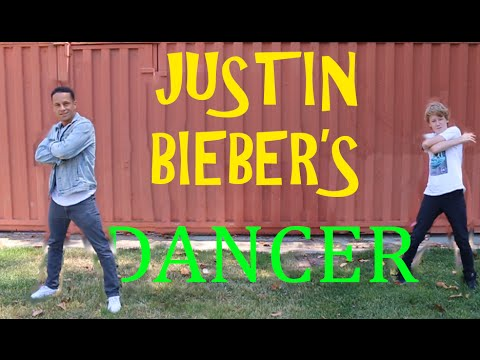 Dance Lesson w/ JUSTIN BIEBER'S DANCER 'Venum' [HD]