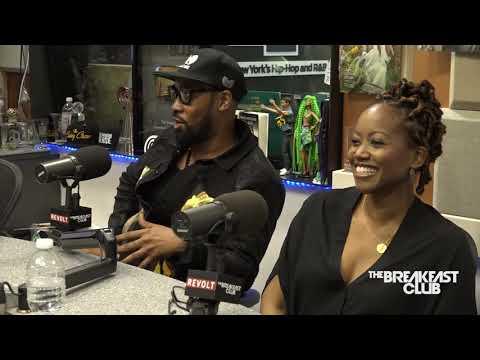 RZA, Erika Alexander & Ashton Sanders Talks Wu-Tang Series + More