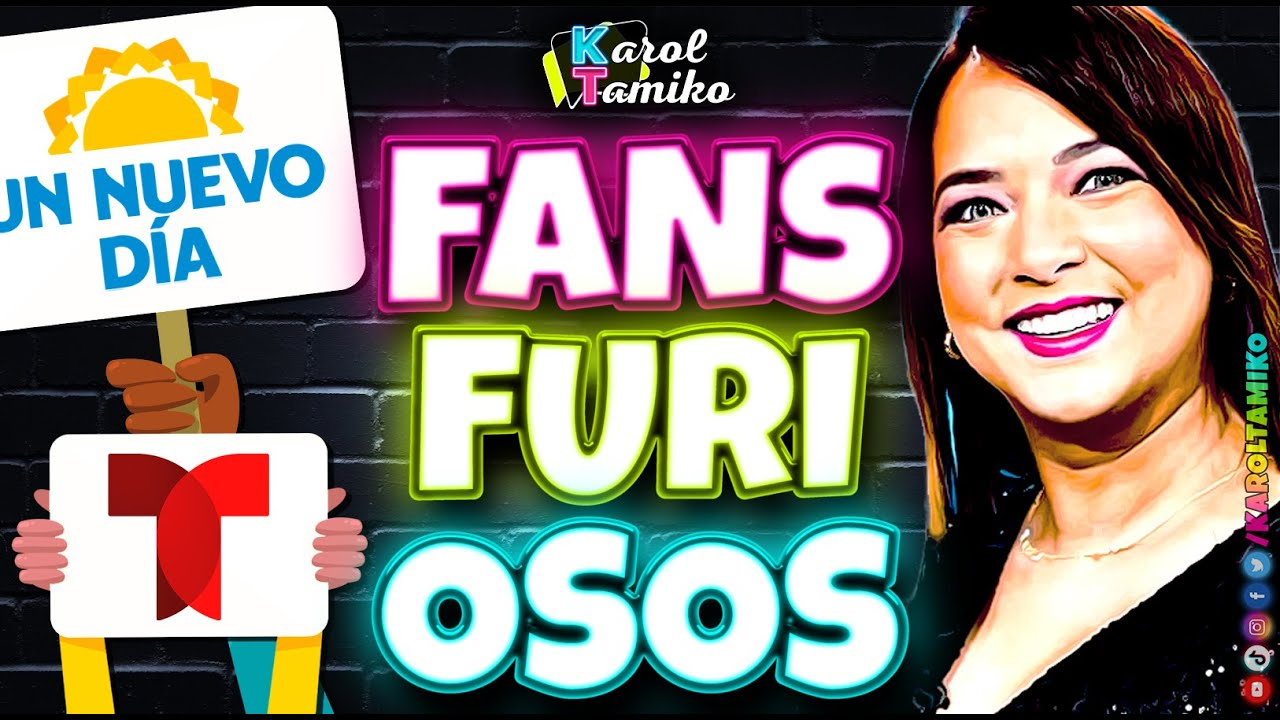 Salida de Adamari Lopez de Un Nuevo Dia tiene a fans furibundos