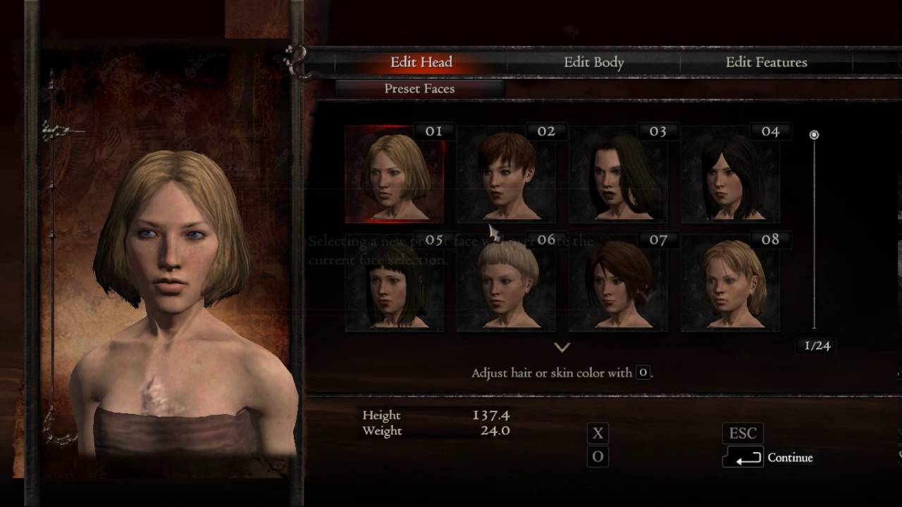 dragons dogma dark arisen character editor