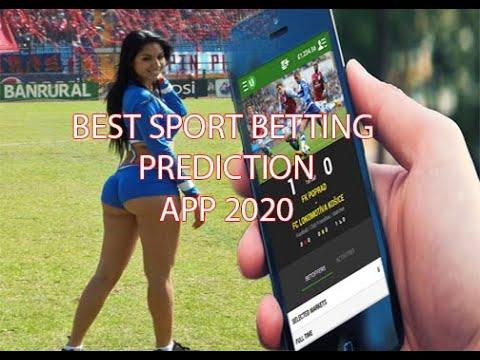 Best Sport Betting Prediction App 2020