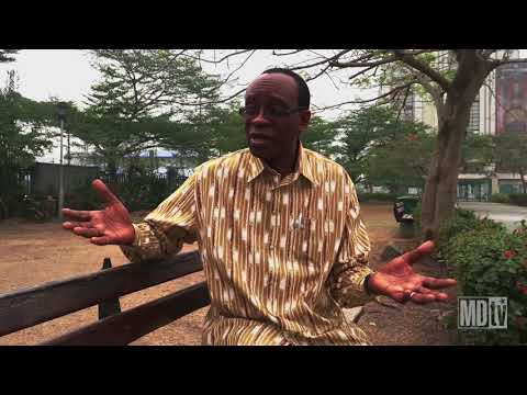Bassey Talks About The Biggest Environmental Challenges In Africa