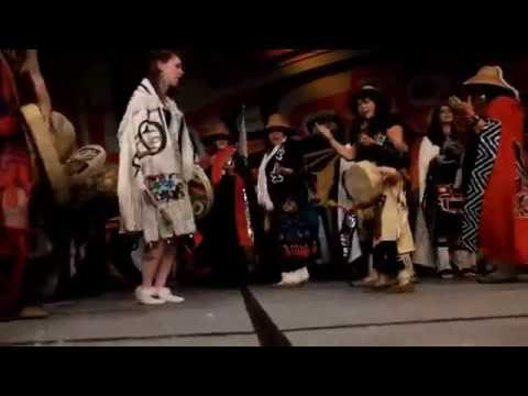 NEWS OF THE NORTH: CELBRATION 2016 NATIVE DANCE
