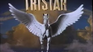 Tristar -  A Sony Pictures Entertainment Company (1993) Company Logo (VHS Capture)