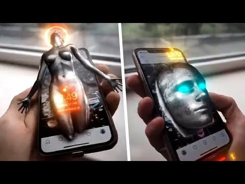 CRAZY TECHNOLOGIES THAT