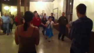 Contra Dancing On A Saturday Night!